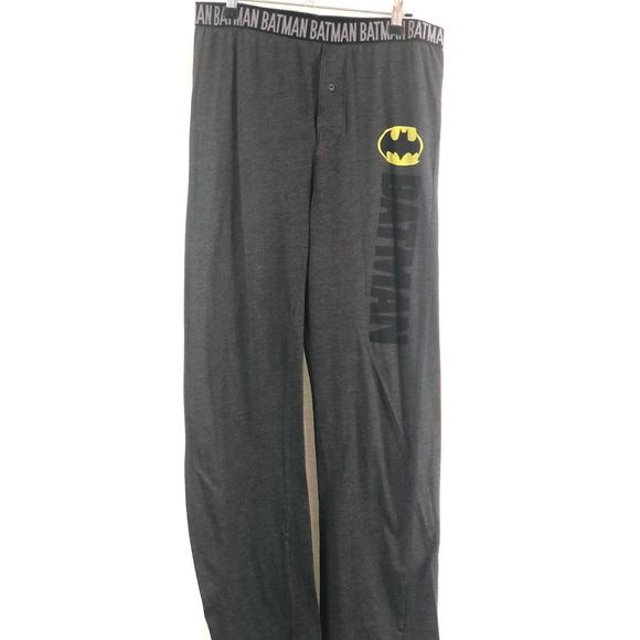 BATMAN mens pyjama pants